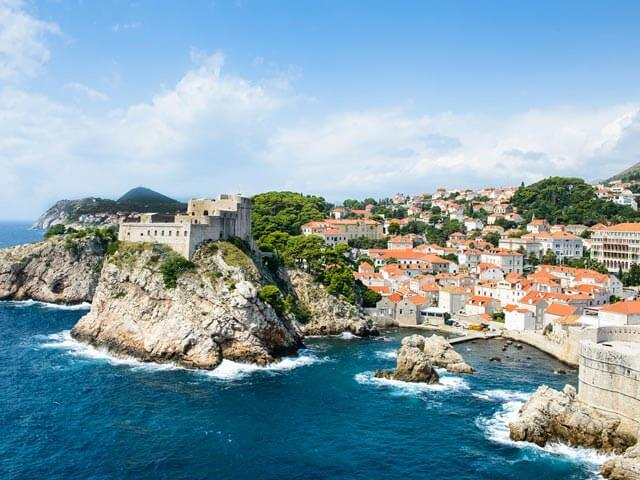 Book your flight to Dubrovnik with eDreams
