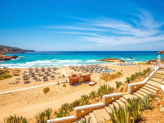 Book your flight to Ibiza with eDreams