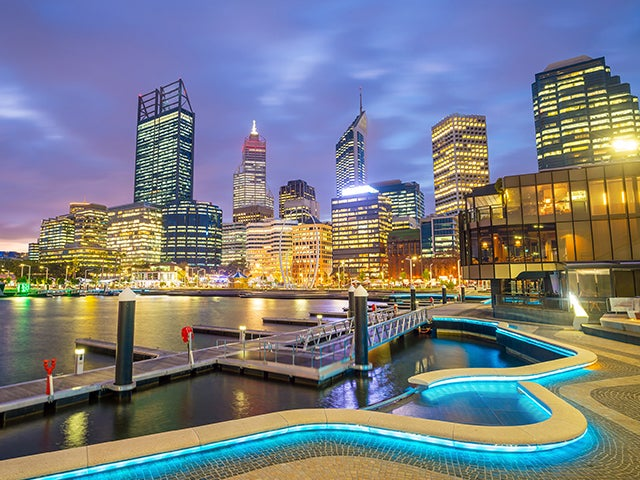 Book your flight to Perth with eDreams