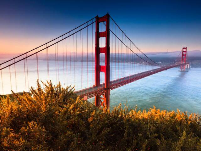 Book your flight to San Francisco with eDreams
